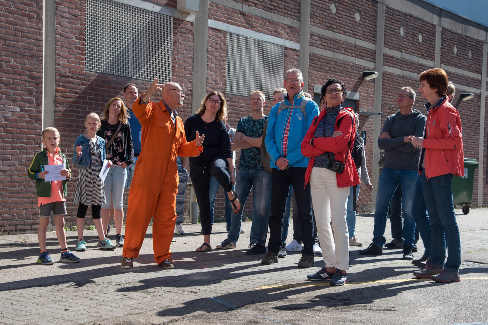 Rondleiding Koepelgevangenis Breda
