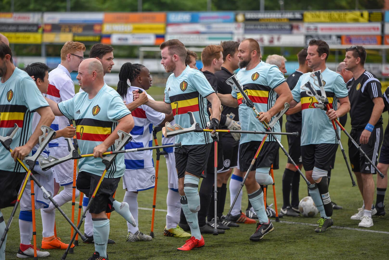 Interland Nederland-België