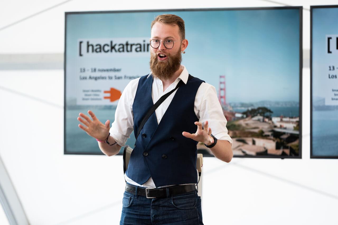 Hackatrain 2019