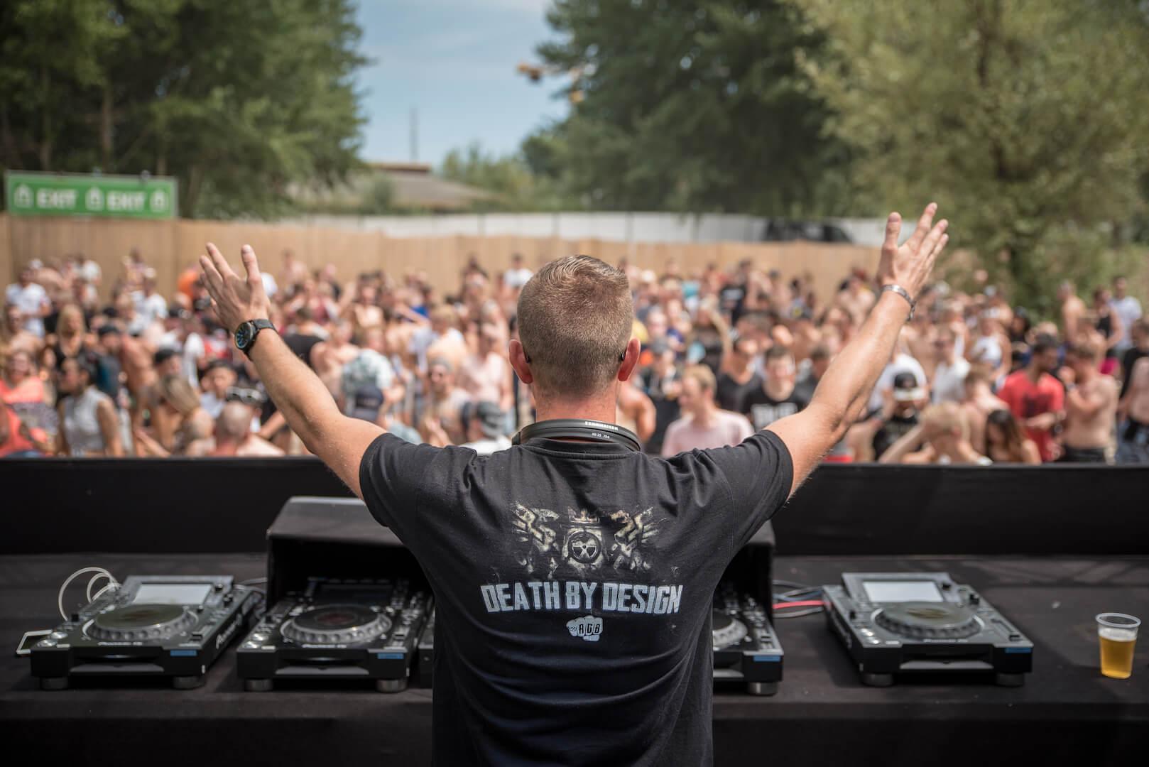 Death by Design @ Free Festival 2018