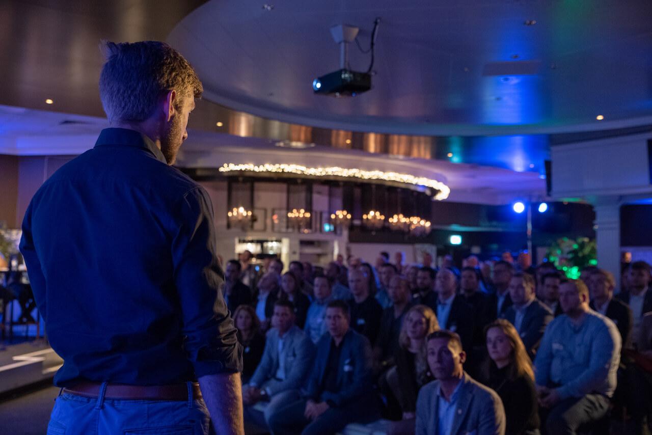 Uitreiking Breda Startup Awards 2018
